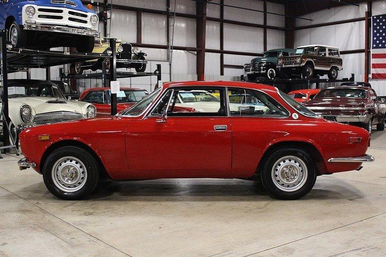 1974 alfa romeo gtv for sale 74295 mcg for Garage alfa romeo villeneuve d ascq