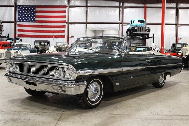 40363261125eef low res 1964 ford galaxie 500