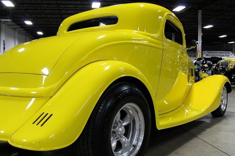 1933 1933 Ford 3 window coupe For Sale