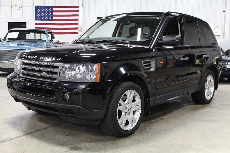 402653c8301f28 low res 2006 land rover range rover hse