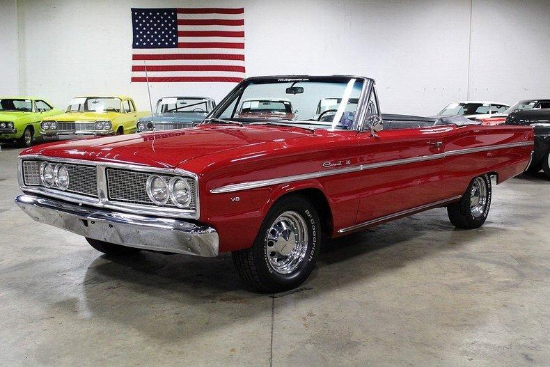 1966 Dodge Coronet | GR Auto Gallery