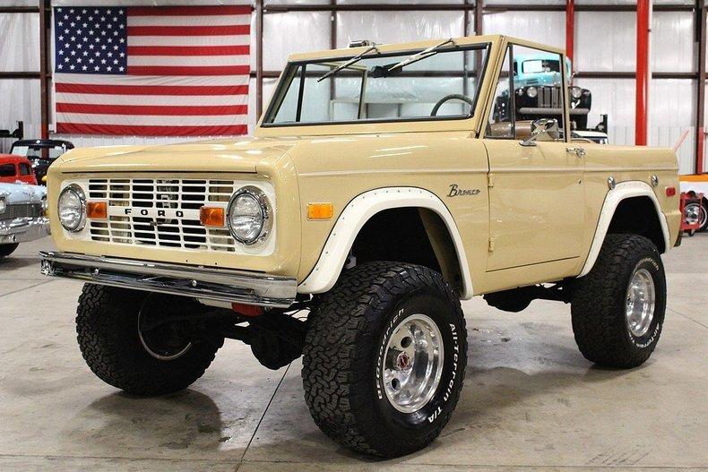1972 Ford Bronco for sale #75767 | MCG