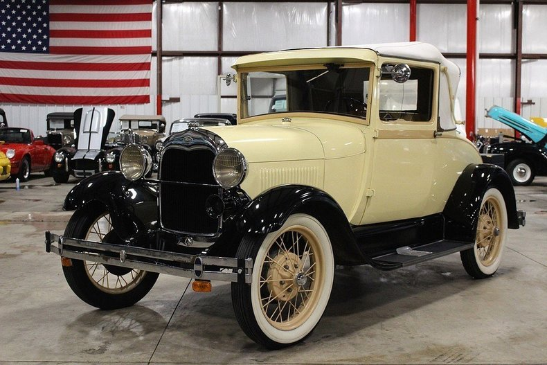 412436c06922d5 low res 1929 ford model a