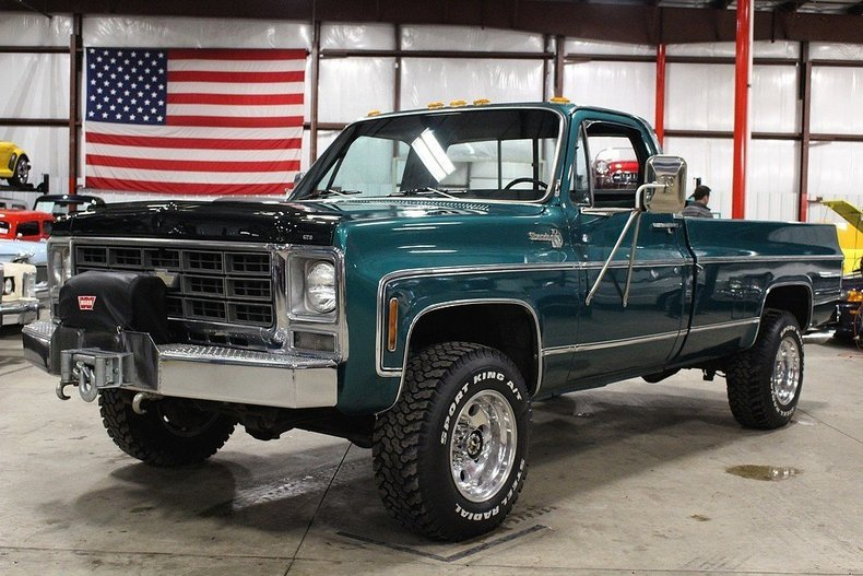 4180061f9d77ad low res 1979 chevrolet 3 4 ton pickup