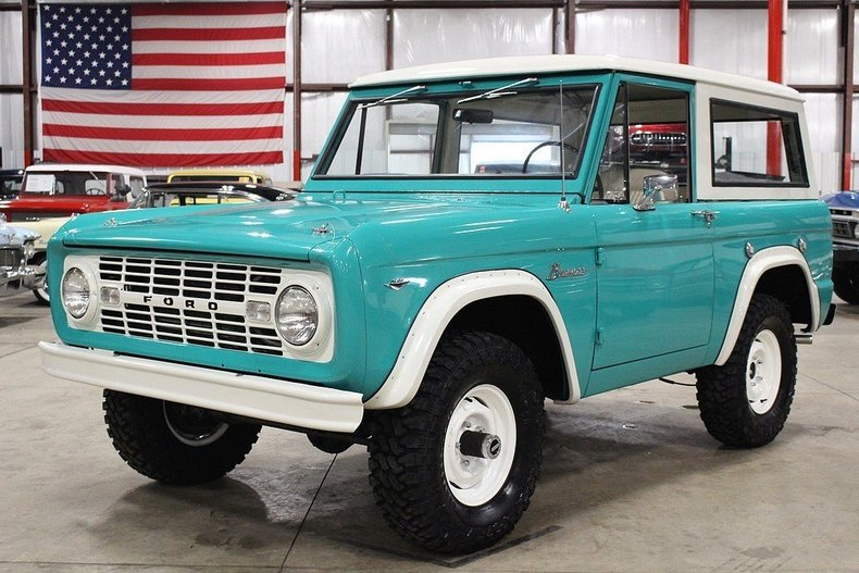 4244472f631809 low res 1967 ford bronco