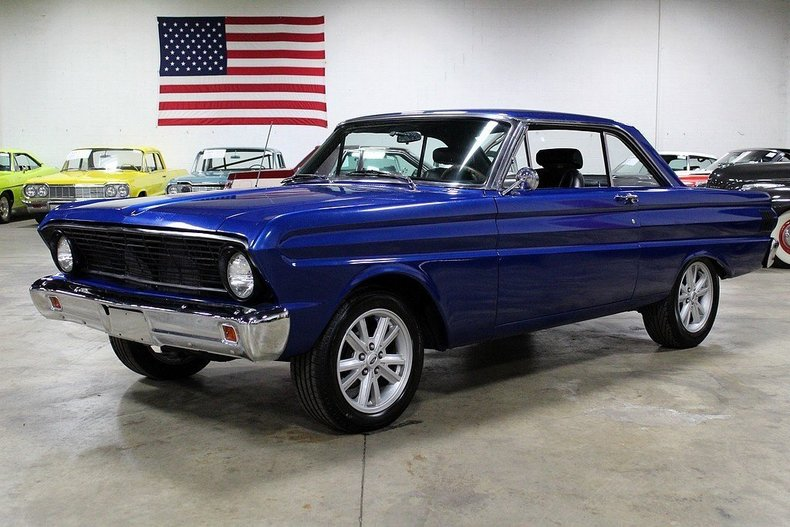 1964 ford falcon gr auto gallery rh grautogallery com Allison 5 Speed Manual Transmission 3 Speed Manual
