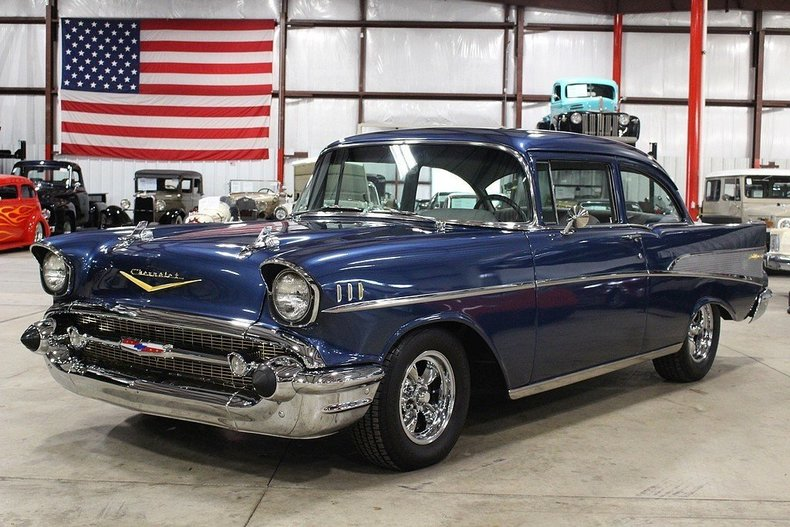 1957 Chevrolet Bel Air | GR Auto Gallery