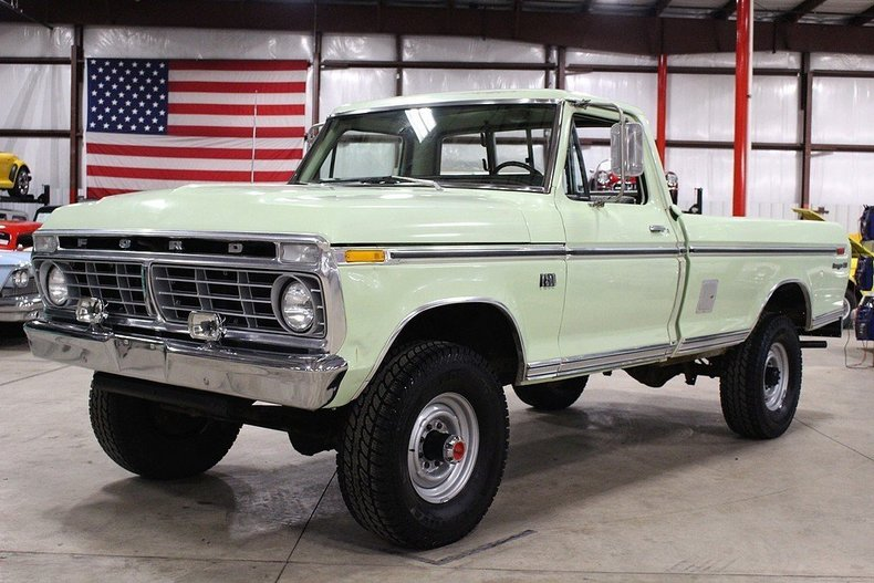 418938a9b4c5f1 low res 1973 ford f250