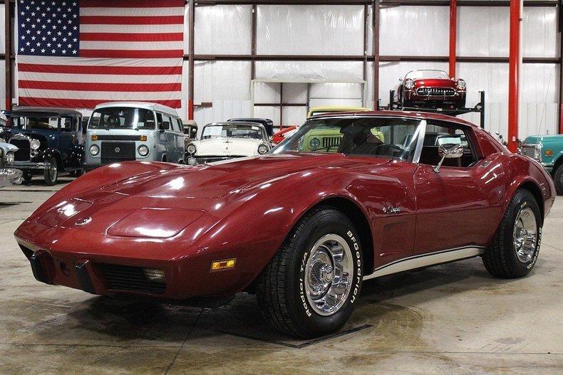 4226066ccd56cf low res 1975 chevrolet corvette