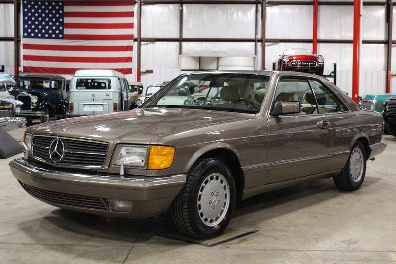 423014ad905954 low res 1990 mercedes benz 560sec