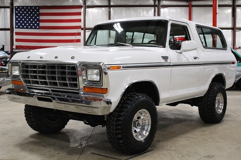 424258299e9c85 low res 1978 ford bronco