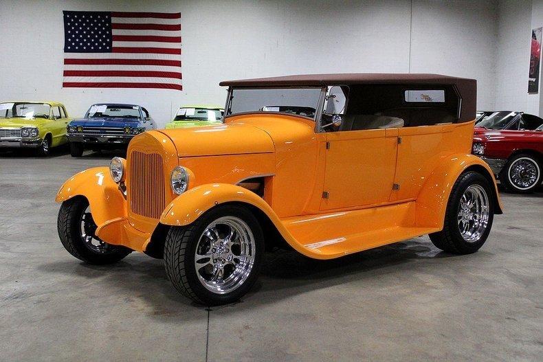 427680e532ee50 low res 1929 ford phaeton