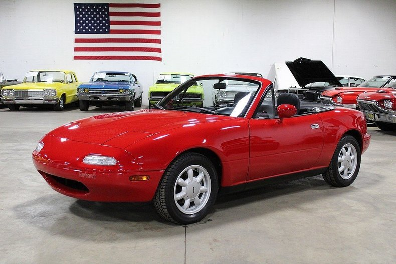 1990 mazda mx 5 miata ebay. Black Bedroom Furniture Sets. Home Design Ideas