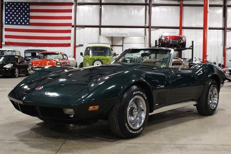4302598a72aba4 low res 1973 chevrolet corvette