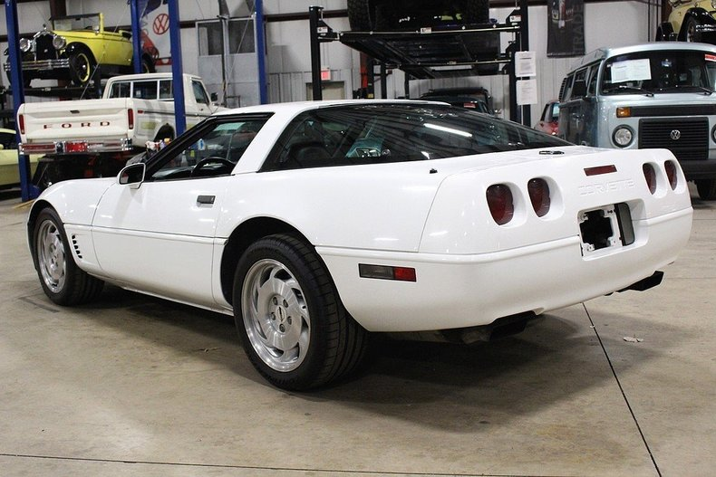 ... 432315f1ca4a65 Thumb 1996 Chevrolet Corvette ...