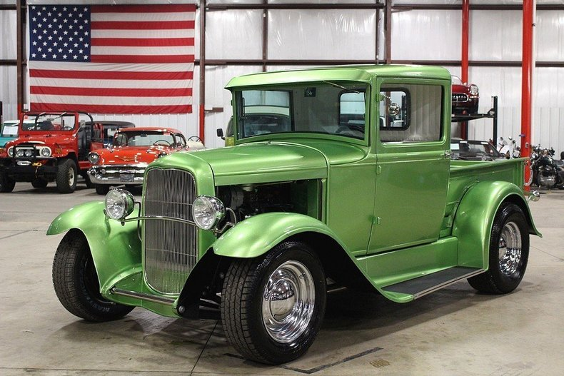 4322269c04d476 low res 1930 ford model a pickup