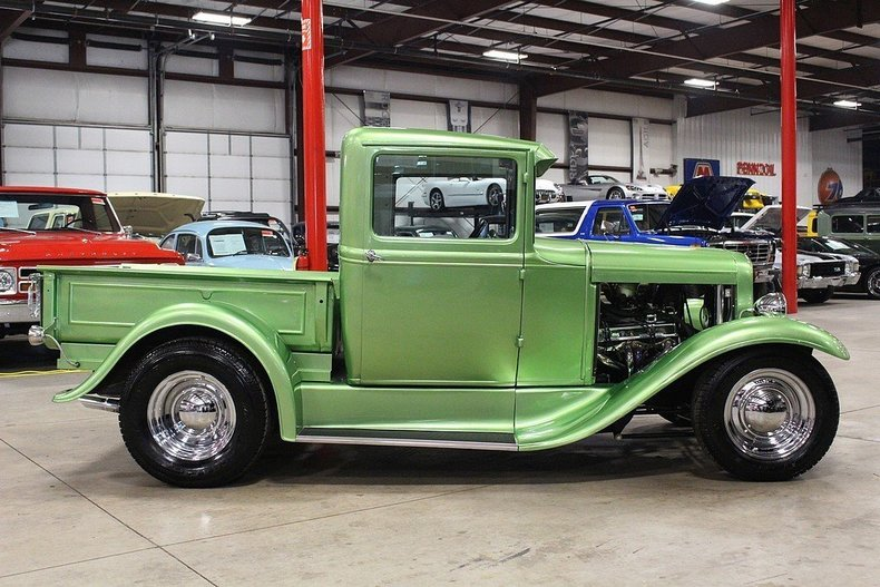Grand Rapids Auto Parts >> 1930 Ford Model A Pickup | GR Auto Gallery
