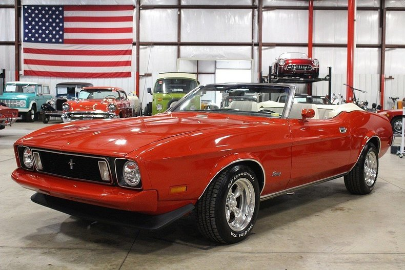 43343929d49d70 Low Res 1973 Ford Mustang