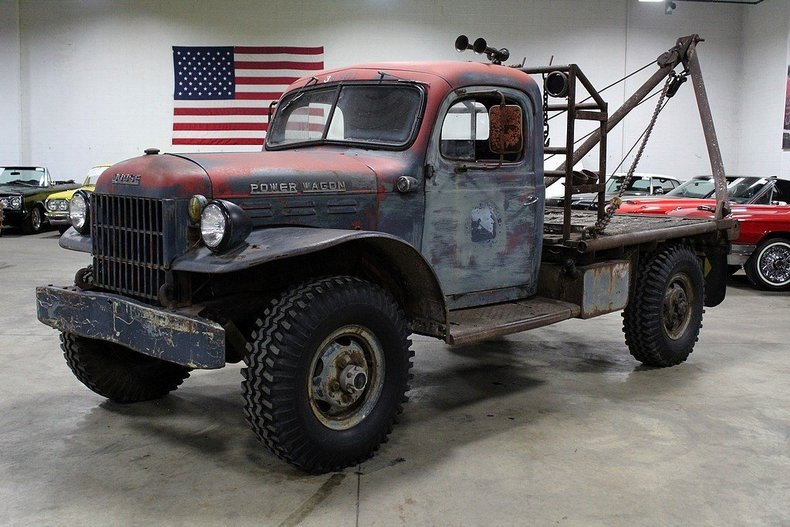 43463072184edc low res 1957 dodge power wagon tow truck