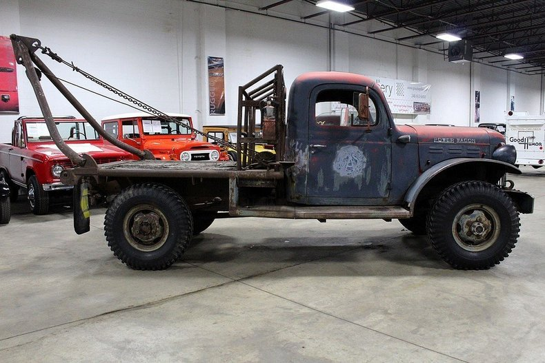 1957 dodge power wagon gr auto gallery for Motor city towing detroit michigan