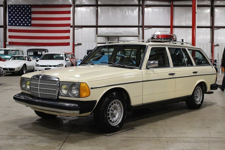 454547a14904dc low res 1985 mercedes benz 300td