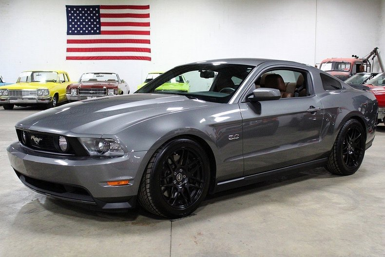439411e13350e7 low res 2011 ford mustang
