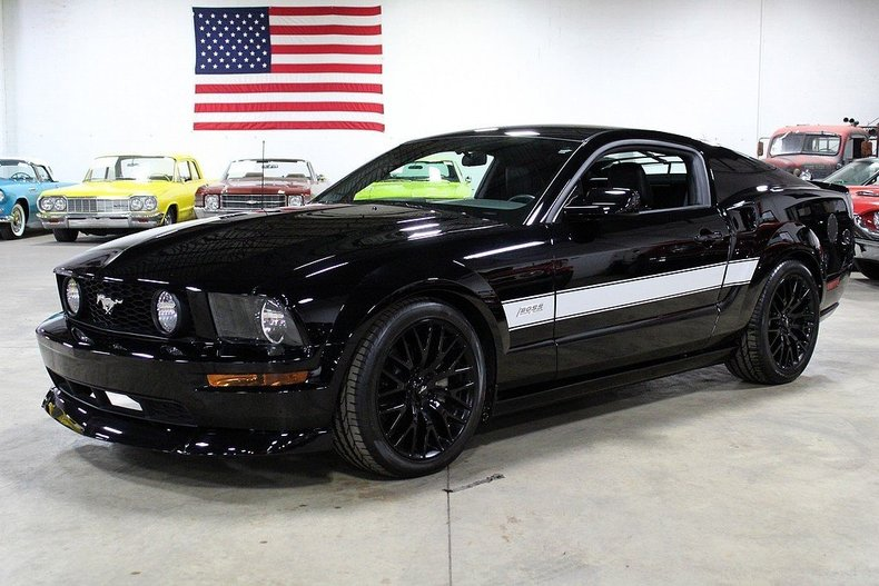 2007 Ford Mustang Boss 69 | GR Auto Gallery