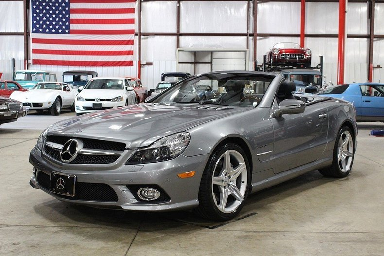 4390477465afa0 low res 2009 mercedes benz sl 550