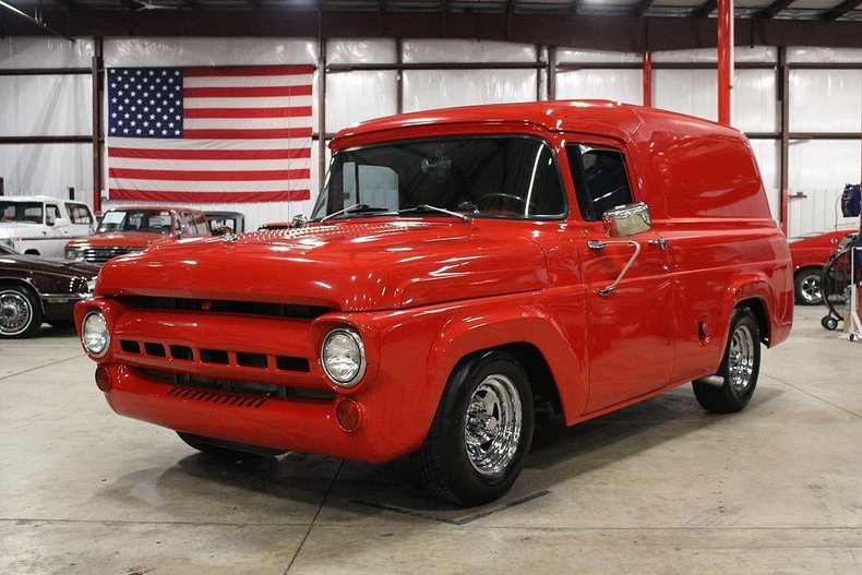 440003b6df3146 low res 1957 ford panel truck
