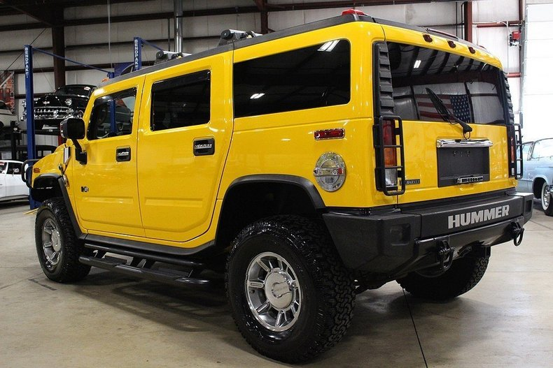 2004 hummer h2 for sale 86757 mcg. Black Bedroom Furniture Sets. Home Design Ideas