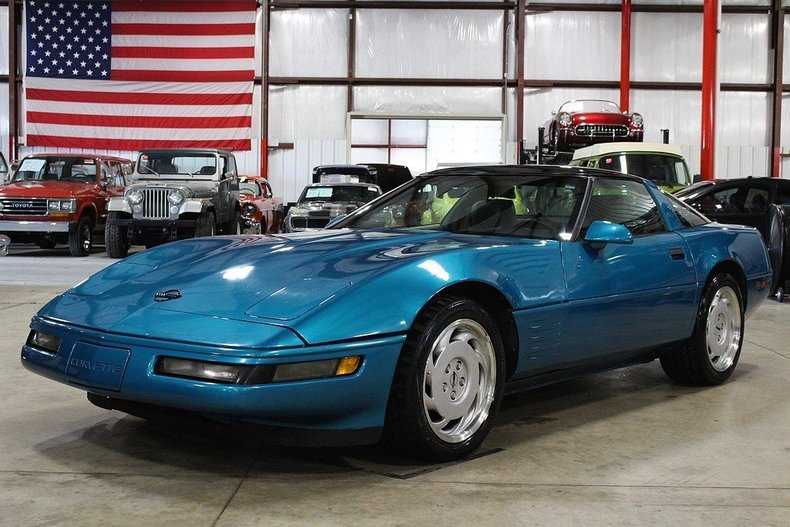 442890e6d0c75c low res 1992 chevrolet corvette