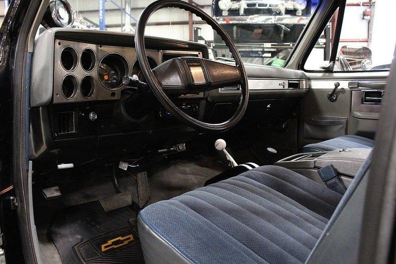1985 1985 Chevrolet Blazer For Sale