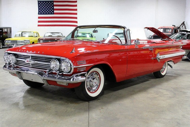 444127b9068210 low res 1960 chevrolet impala convertible