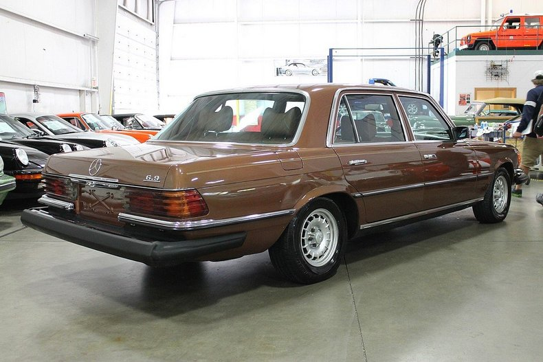 1979 mercedes benz 450 sel 6 9 gr auto gallery for Mercedes benz grand rapids