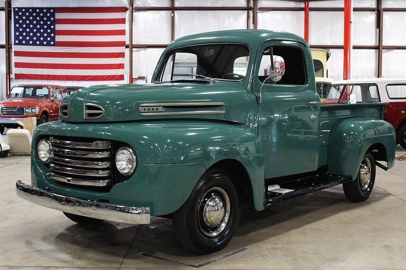 445956995eace0 low res 1950 ford f1