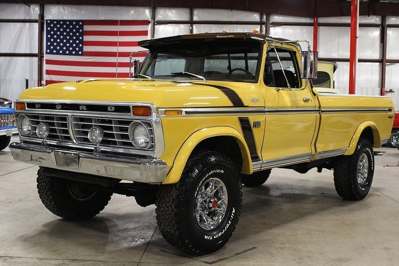 446879ce8add96 low res 1974 ford f250
