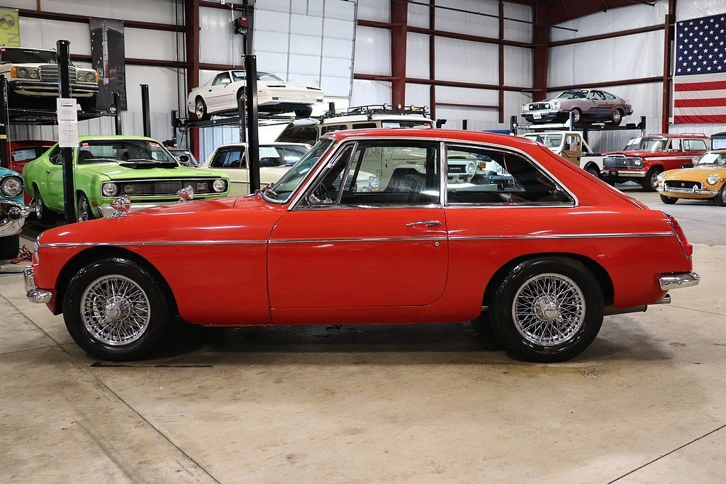 1967 MG MGB GT for sale #91746 | MCG