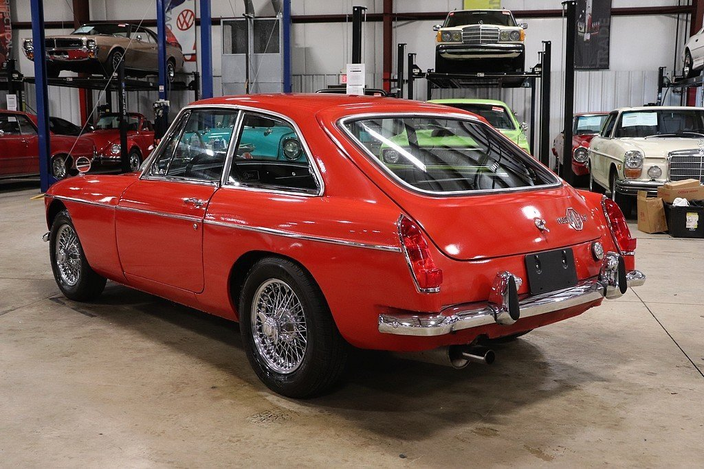 1967 MG MGB GT for sale #91746 | MCG