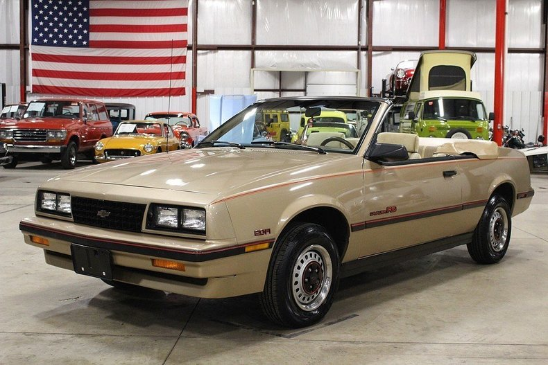 447457c9961e21 low res 1986 chevrolet cavalier