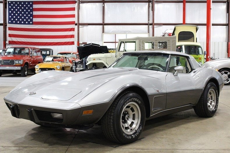4562082cf6dc16 low res 1978 chevrolet corvette