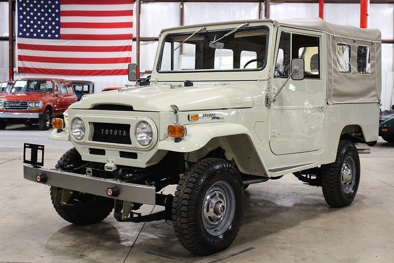 44880503dc0045 low res 1970 toyota land cruiser