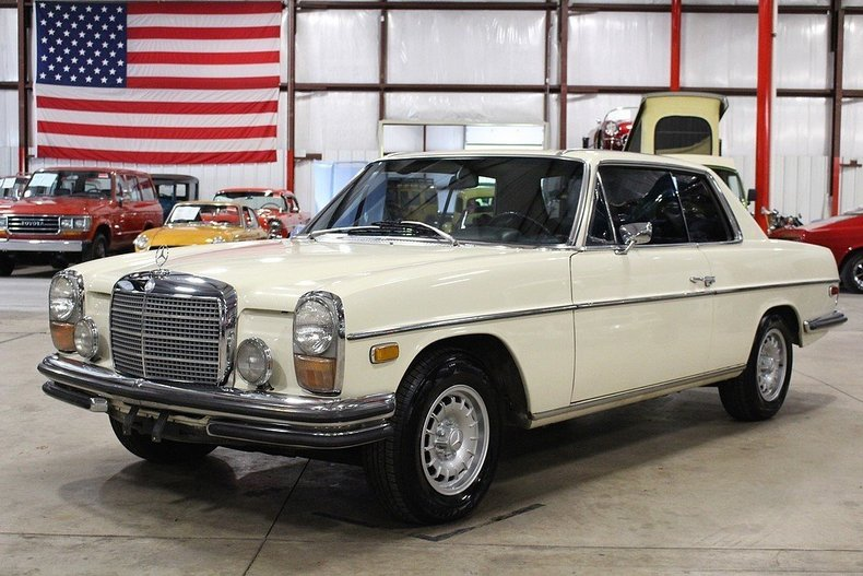 4497505d2e5eb8 low res 1971 mercedes benz 250c