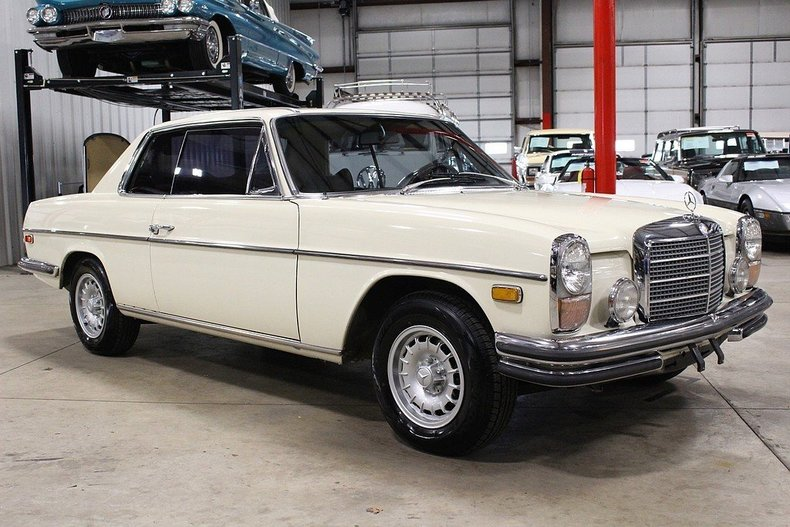 1971 mercedes benz 250c gr auto gallery for Mercedes benz grand rapids