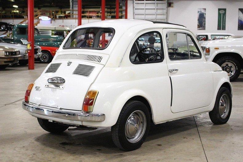 1969 1969 Fiat 500L For Sale