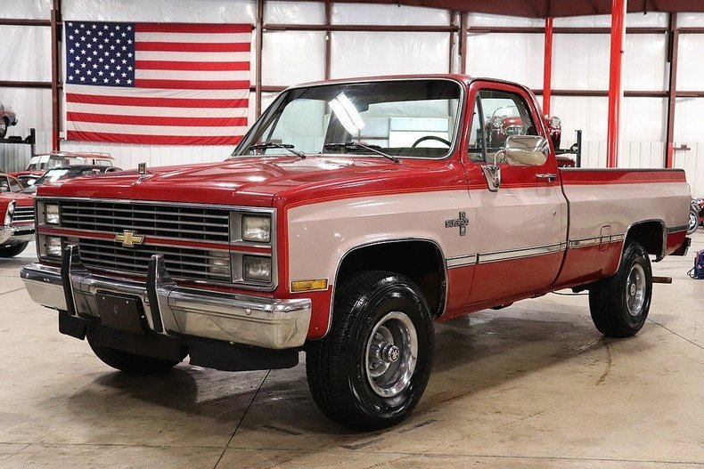 4719499d5d7e26 low res 1984 chevrolet k 10
