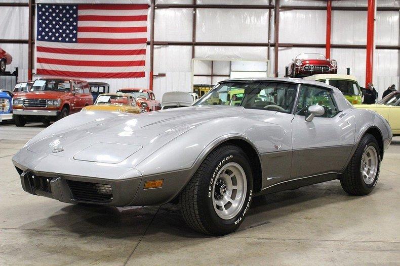 45289285d4bae6 low res 1978 chevrolet corvette