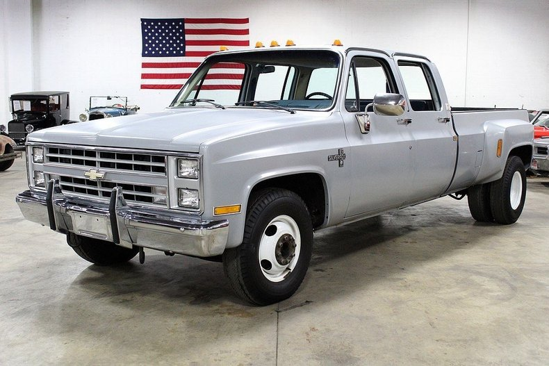 453692cdb7dac7 low res 1985 chevrolet c30