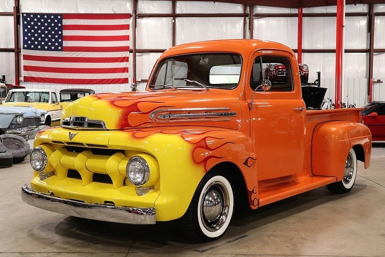 457470b23695c3 low res 1951 ford f1