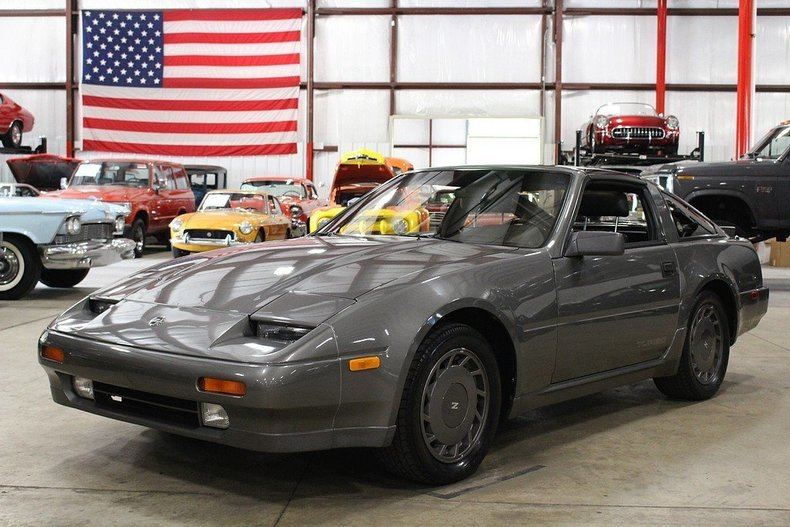 453784ab8e4df3 low res 1987 nissan 300zx
