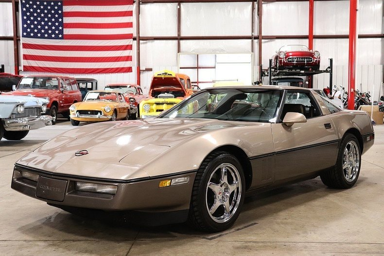 4546474b2445de low res 1984 chevrolet corvette